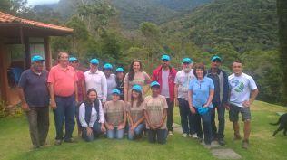 Grupo unido em favor do meio ambiente